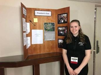 HS Student - Elizabeth Peerman