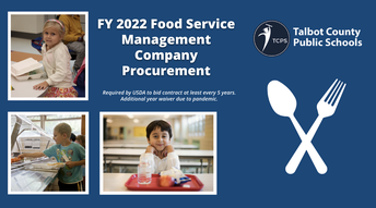 Board Votes on Food Service Contract