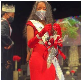 Congratulation Ms. 10th Grade - Hyanah Curtis