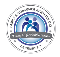 National Family and Consumer Sciences' Dine In Day is December 3