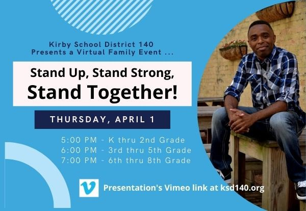 Stand Up, Stand Strong, Stand Together Event Info