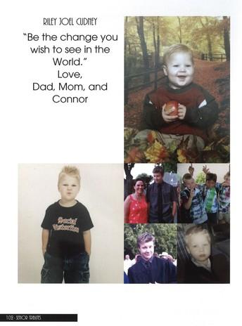 Senior Tributes