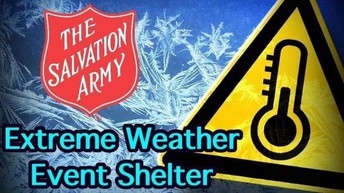 Message From the Salvation Army