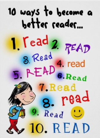 WANTED: Reading Buddies!
