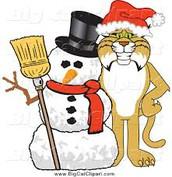 Bobcat Character Card Raffle Winners!