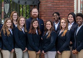 Presidential Student Ambassadors