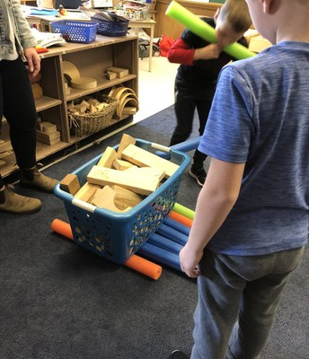 Discovering How to Move Heavy Objects Efficiently