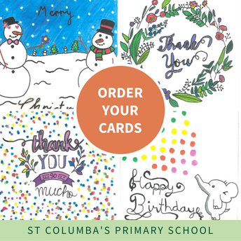 P&F fundraiser: Order cards