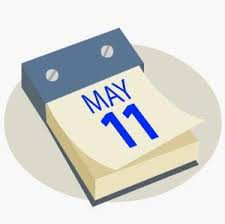 Students library books are due May 11th.
