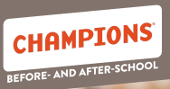 Champions Kindergarten Enrichment Registration