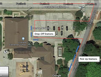 Loveland's Family Pick-Up Time on Friday, May 15th From 9:00 a.m. to 4 p.m.