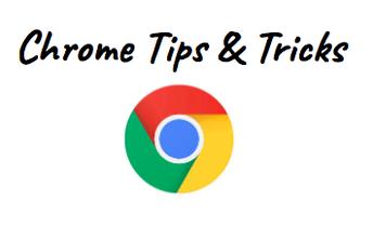 Online Module: Chrome Tips & Tricks
