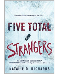 Five Total Strangers by Natalie D. Richards