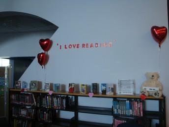 I Love Reading Wall
