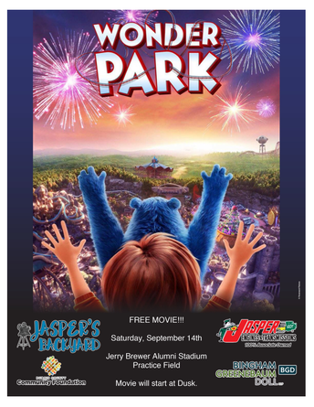 Jasper's Backyard FREE Movie!