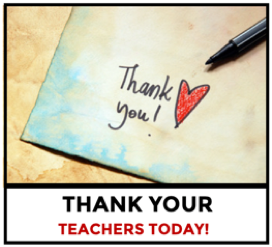 Thank Your Teachers Today