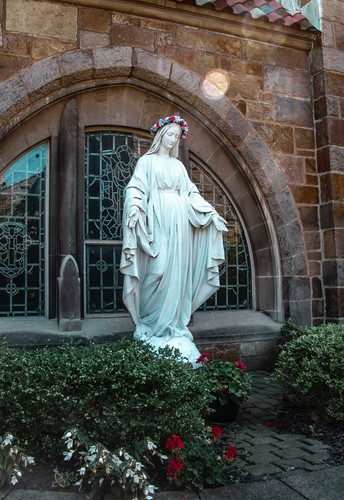 May is the Month of Our Blessed Mother