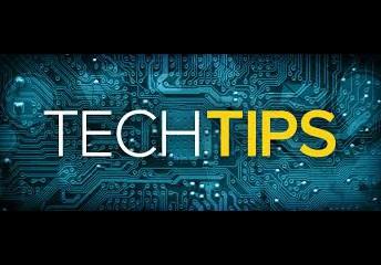 DECEMBER'S TECHNOLOGY TIPS