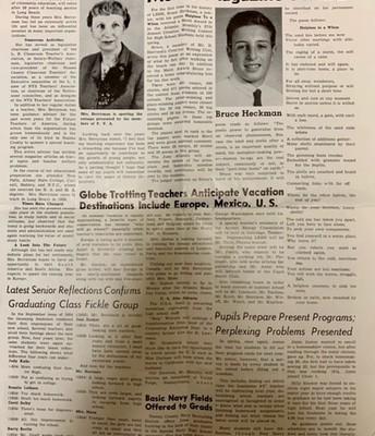The Tide, June 1958
