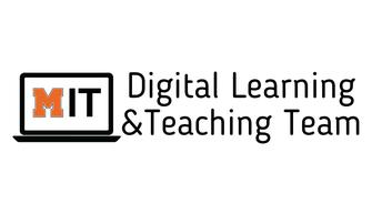 Join Our New Digital Learning & Teaching Team **Deadline Extended**