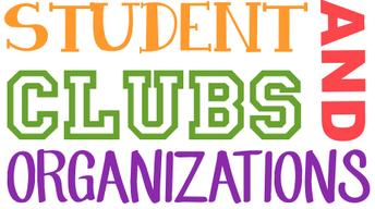 MPMS Clubs and Organizations