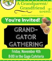 Calling all Grand-Gators!