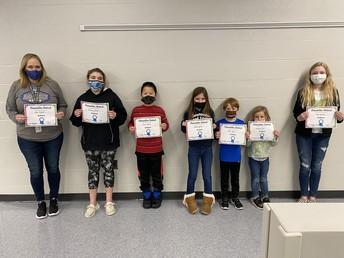 Kindness Award Winners!