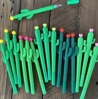 Cactus Gel Pen