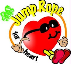 Jump Rope for Heart During P.E.