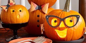Principal's Pumpkin Challenge