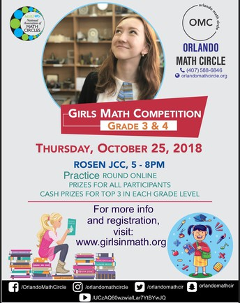 Girls' Math Competition