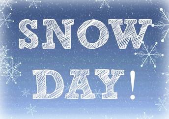Snow Days and School Calendar