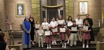 Christian Witness Award Winners