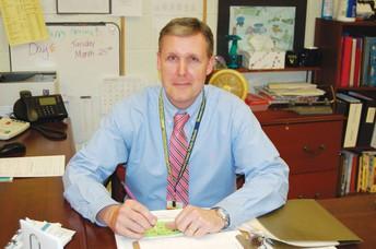 Mr. Bowen, Principal