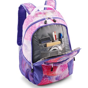Instruments and Backpacks on Benchmark Days