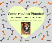 Therapy Dog Read-A-Loud
