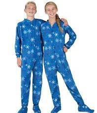 Winter Pajamas are extra comfy!