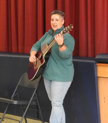PTO Sponsored Enrichment Program - Musical Sign Language Performance