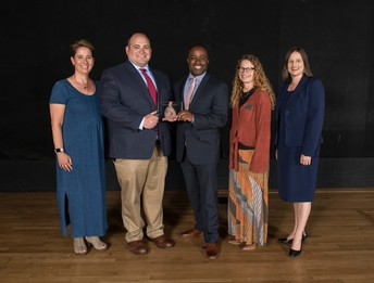 California Distinguished School award