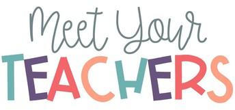 Meet the Teacher-August 4th & 5th