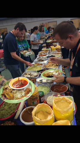 Hispanic Heritage Lunch