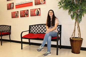 Juliette Stone - Callaway High School Valedictorian Graduates in Three Years