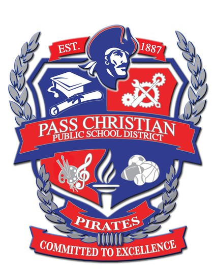 Pass Christian School District Crest