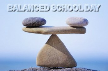 Balanced School Day Feedback