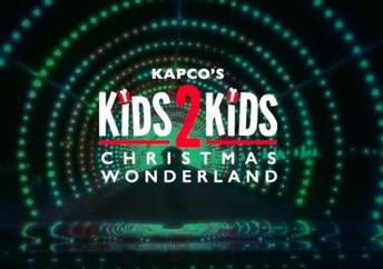 KIDS2KIDS CHRISTMAS WONDERLAND WISCONSIN'S ULTIMATE DRIVE-THRU HOLIDAY EXPERIENCE!
