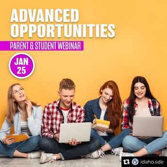 Advanced Opportunities Parent Education Opportunity