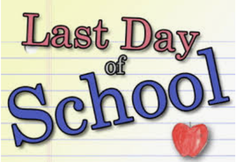 Last Day of School for Students