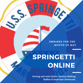 U.S.S. SpringettI online auction ends at 8:00 PM Friday (5/22)!