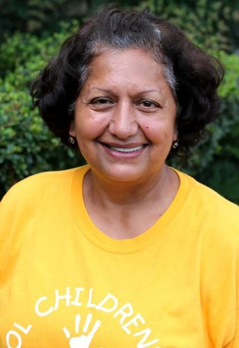 Mercedes Paredes - Assistant Infant Teacher