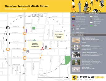 Better Crosswalks and Safer Streets Around Roosevelt -- We Need Your Help